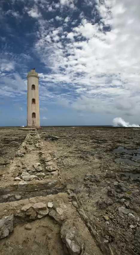 Bonaire N.A., Old Boka Rincon Lighthouse