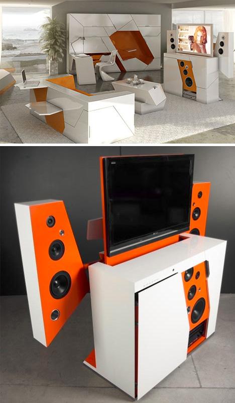 modular media center prototype