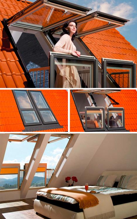 space extension juliet balcony