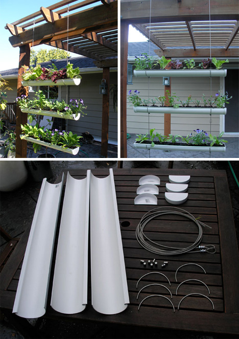 window garden diy planter