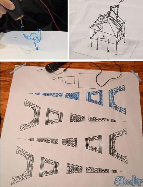 3doodler pen architectural stencils