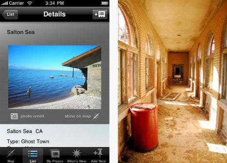 Abandoned App 4