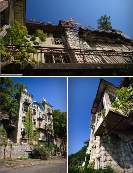Abandoned Homes Russian Prince 1