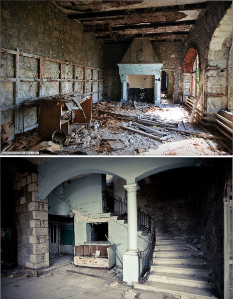 Abandoned Homes Russian Prince 2