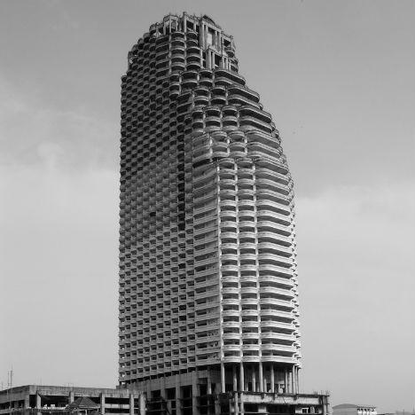 Abandoned Sathorn Unique Skyscraper 1