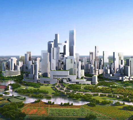 China Carless City 1