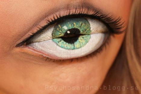 Eye Teeth Makeup 3