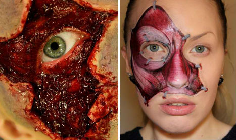 Eye Teeth Makeup 4
