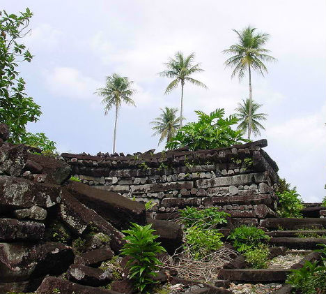 Mysterious Ruins of Nan Madol 1