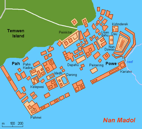 Mysterious Ruins of Nan Madol 2