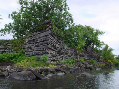 Mysterious Ruins of Nan Madol 3