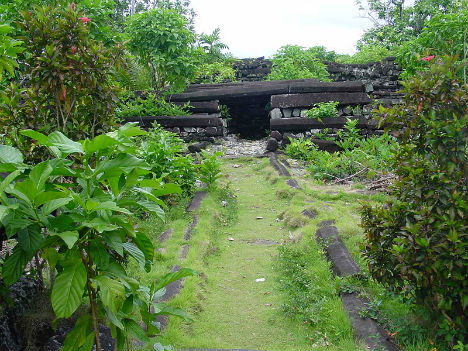 Mysterious Ruins of Nan Madol 4