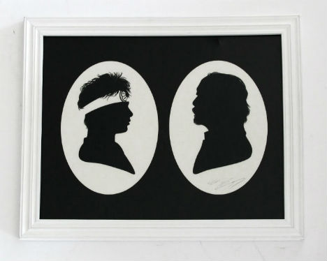 Pop Culture Silhouettes 2