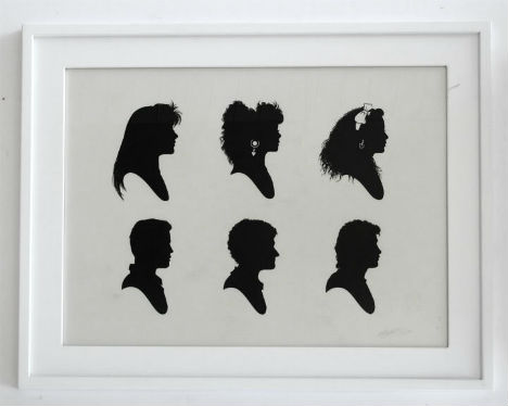 Pop Culture Silhouettes 3