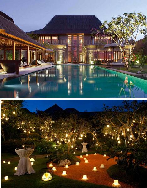 Resorts for the Rich Bulgari Bali 2