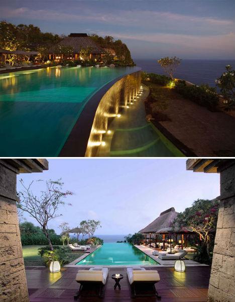 Resorts for the Rich Bulgari Bali