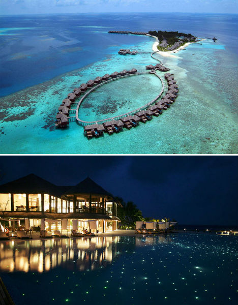 Resorts for the Rich Coco Palm 1