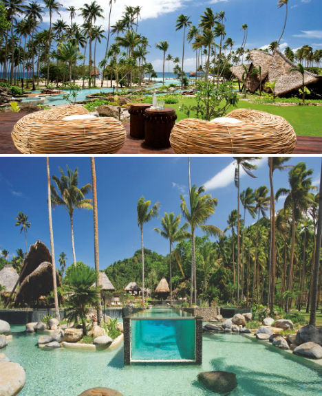 Resorts for the Rich  Laucala
