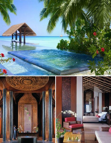 Resorts for the Rich Reethi Rah Maldives