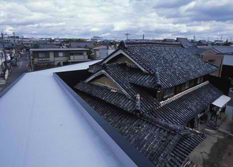 Rustic Modern Japan 300 Year Old 1