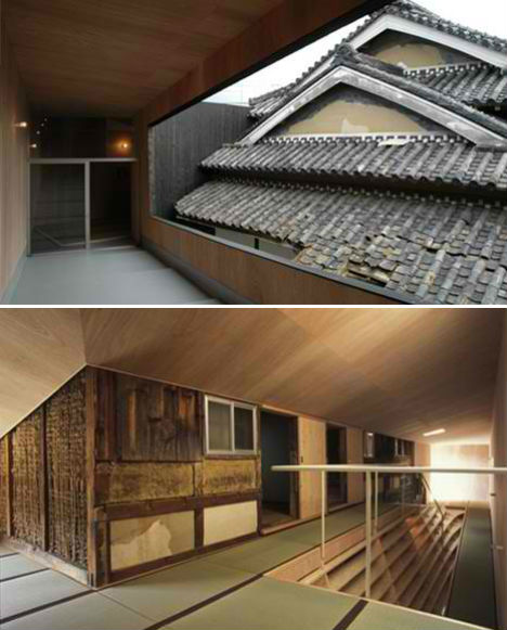 Rustic Modern Japan 300 Year Old 2