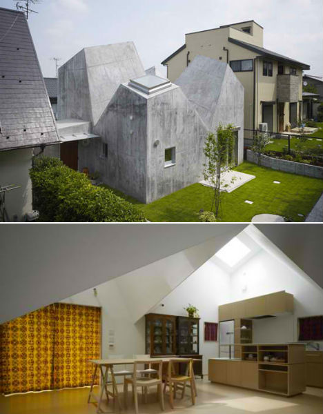 Modern Design Meets Tradition In 12 Japanese Homes Urbanist