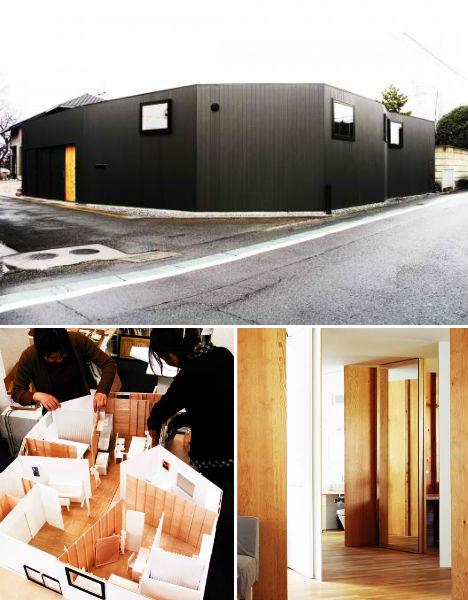 Rustic Modern Japan T House