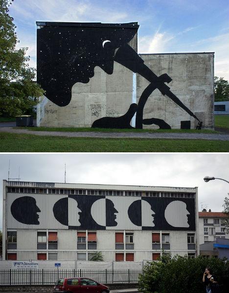 Sam3 Giant Murals Street Art 2