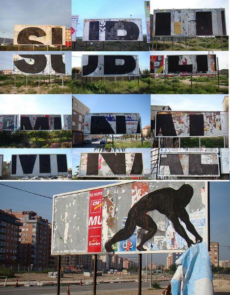 Sam3 Giant Murals Street Art 6