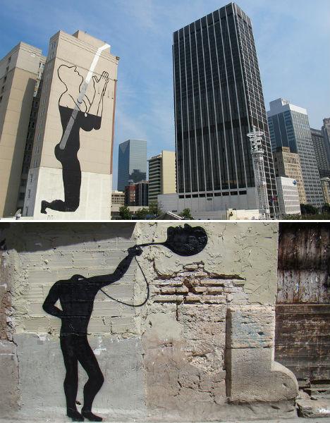 Sam3 Giant Murals Street Art 7
