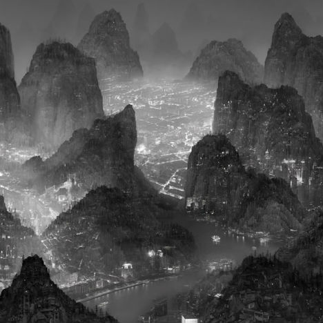 Silent Cities Yongliang 2
