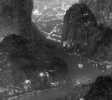 Silent Cities Yongliang 4
