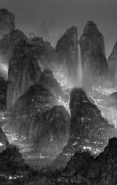 Silent Cities Yongliang 5