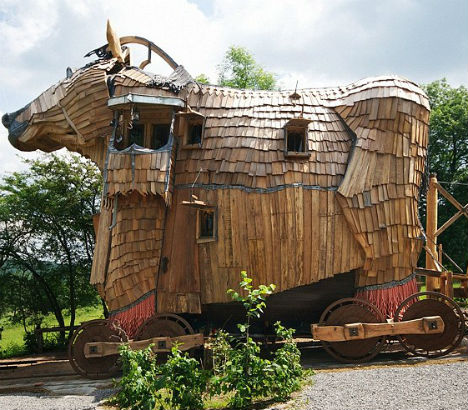 Quirky Places To Stay