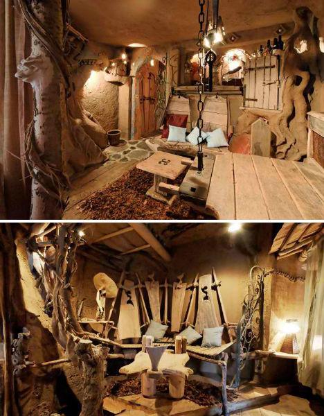 Surreal La Balade des Gnomes Hotel 2