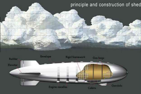 Under the Cloud 5