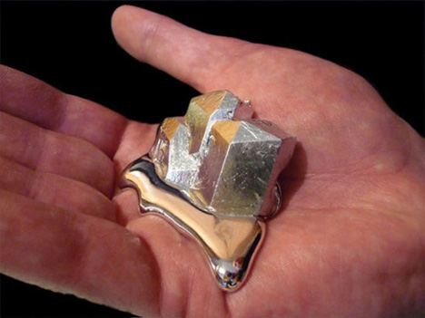 gallium amazing element