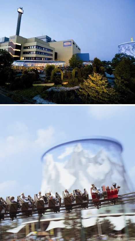 Wunderland Kalkar nuclear Germany