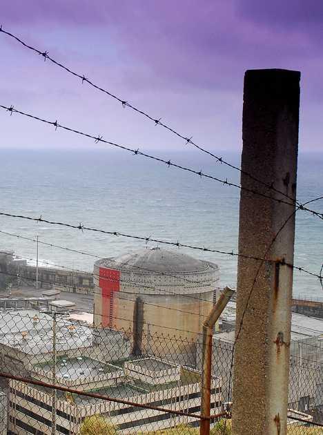 Lemonix nuclear power plant Spain