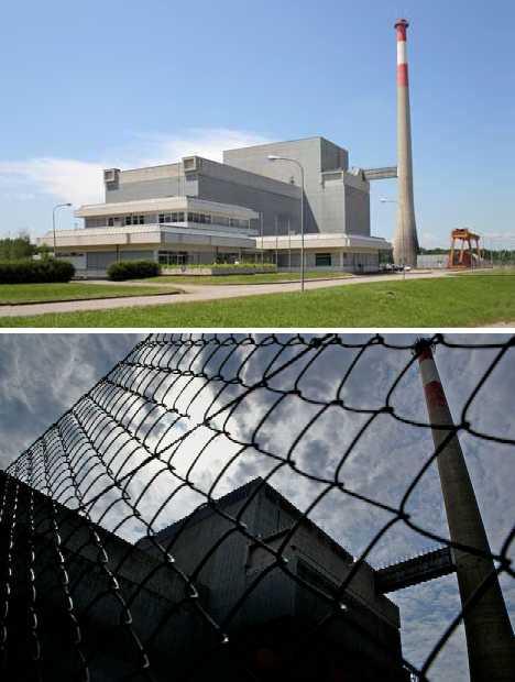 Zwentendorf Nuclear Power Plant Austria