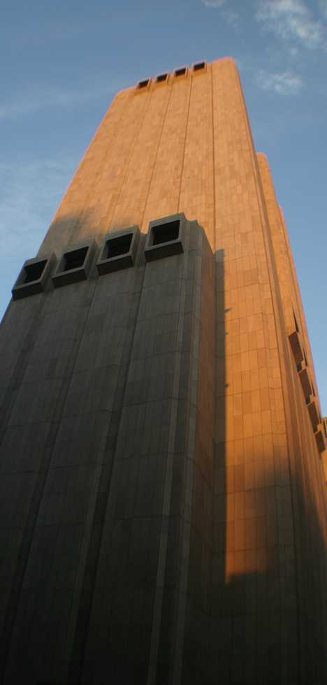 AT&T Long Lines Building Manhattan