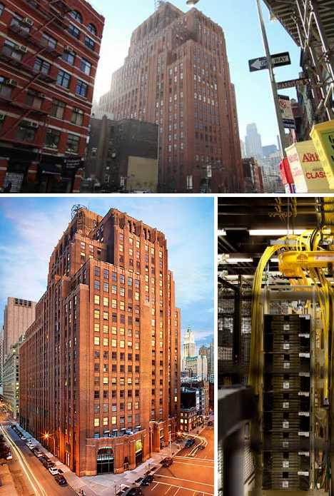 60 Hudson Street building