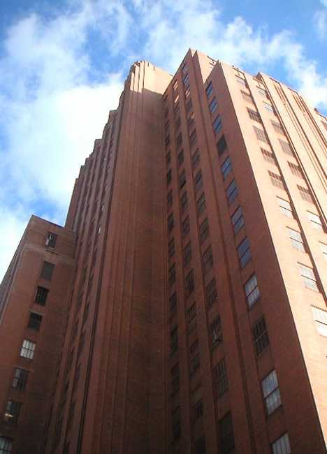 60 Hudson Street carrier hotel