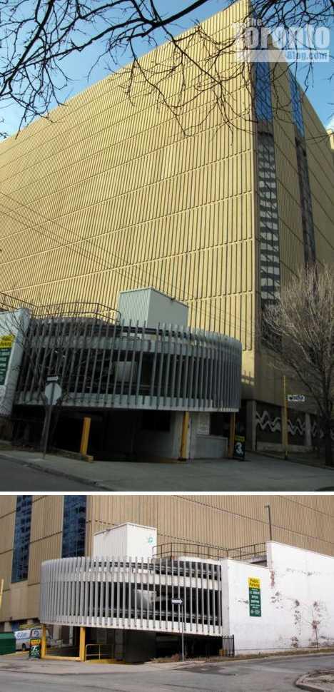 Bell Canada Toronto telecom building