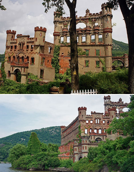 Abandoned Military Bannerman Castle 2