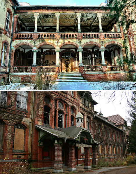 Abandoned Military Beelitz 1