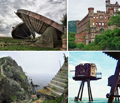 Abandoned Military Main