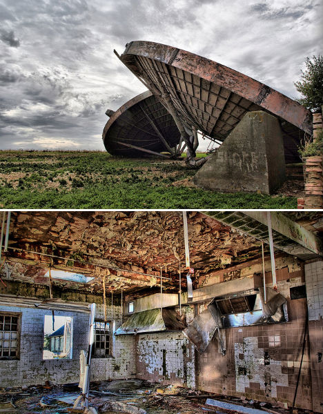 Abandoned Military RAF Britain