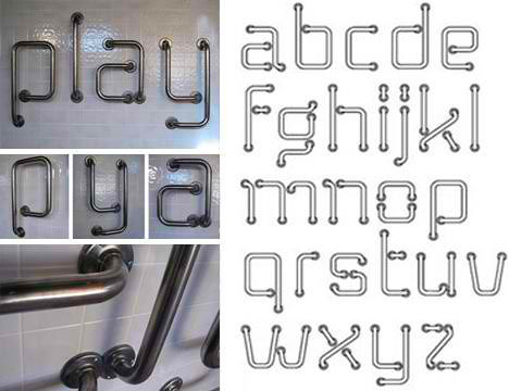 Built Alphabets Byrom 2