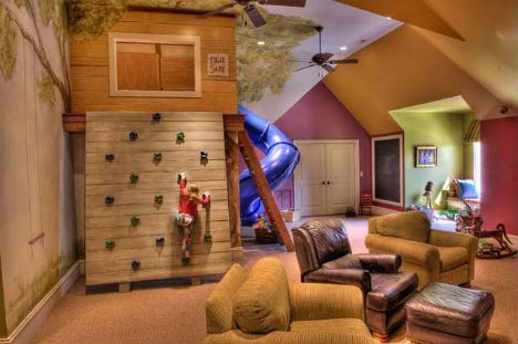 Climbing Walls Gabriel Builders. Domestic Daredevils  12 Insanely Cool Home Climbing Walls   Urbanist